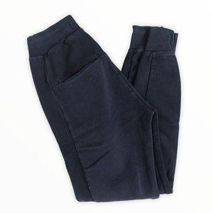ZARA | Navy Essential Skinny Leg Joggers
